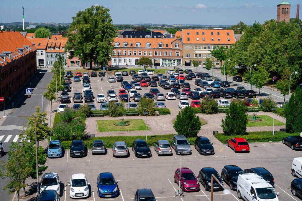 Kontorlokaler i Slagelse - Central Business